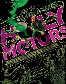 Holy Motors (2012), a french film by Leos Carax