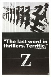MAMI 2013 - Z (1969), a french film by Costa Gavras