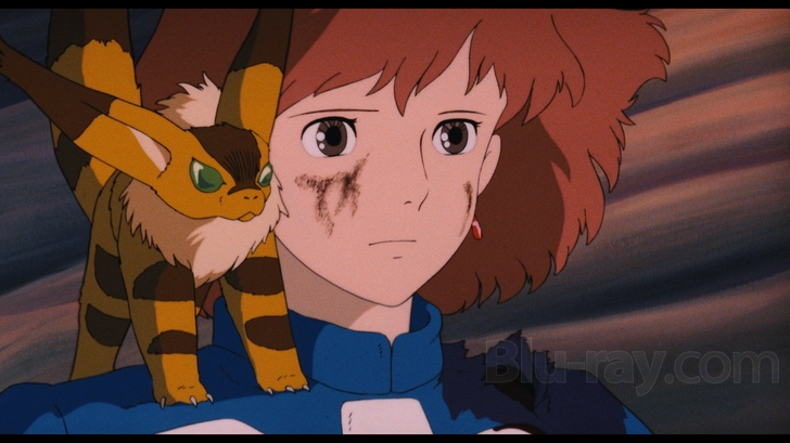 NausicaÄ of the Valley of Wind